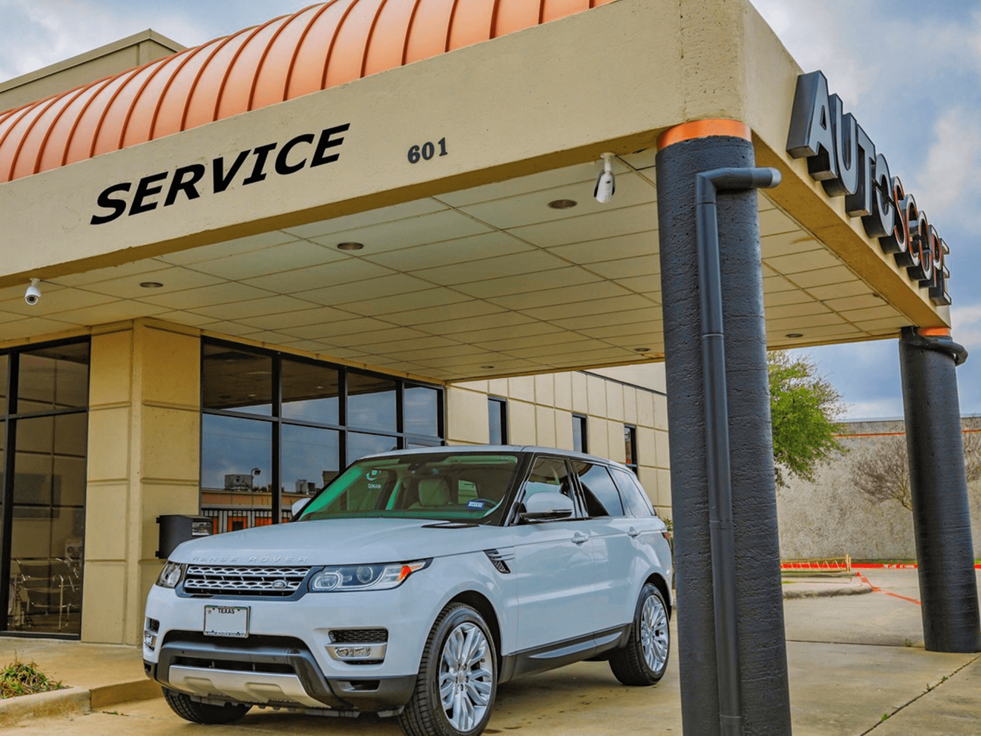 Range Rover Service in Dallas