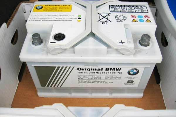 BMW Battery Replacement – Why register a new BMW battery?