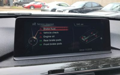 Common Fault Codes & What They Mean To Your BMW