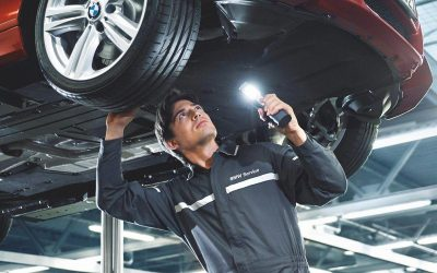 BMW Inspection 2 Service