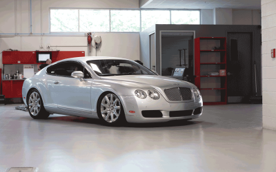 Bentley Air Suspension Repair