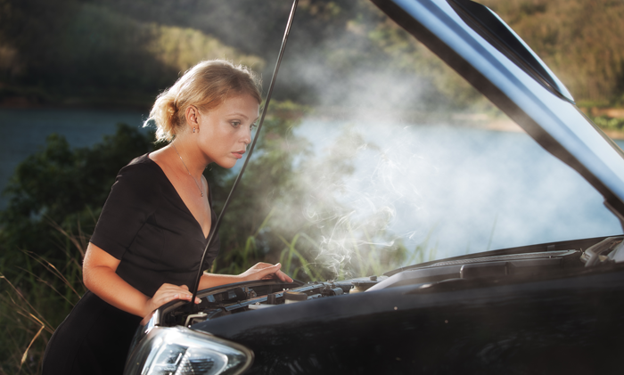 How Does A Blown Head Gasket Cause Overheating?