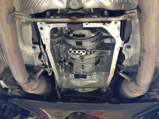 Is it Safe to Drive While My BMW's Transmission is Leaking?