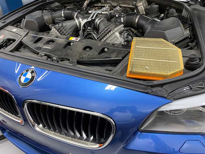 What Does Your BMW's Cabin Filter Do?