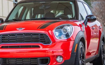 Common Signs of MINI Cooper Suspension Problems
