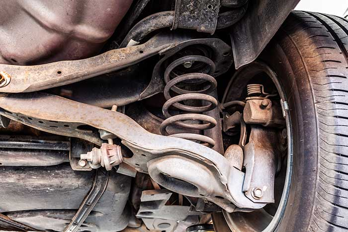 When Do I Need To Replace My Shocks Or Struts?