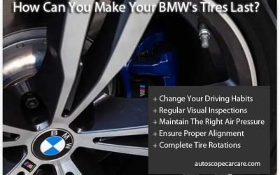 How Can You Make Your BMW's Tires Last?