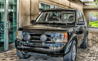 How to Prepare Your Land Rover for Your Road Trip